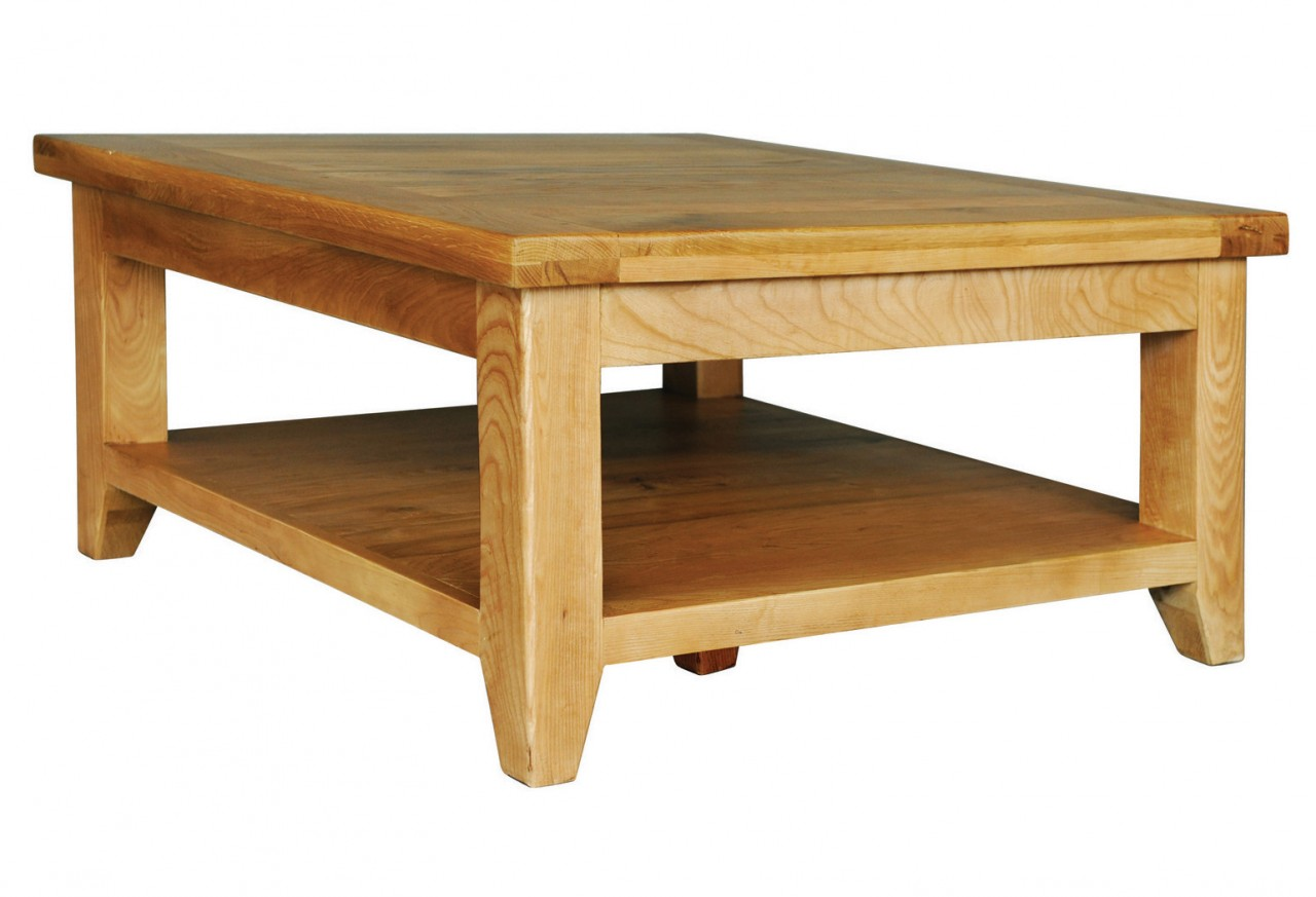 Chester Solid Oak Furniture Living Room Lounge Square Coffee Table Ebay