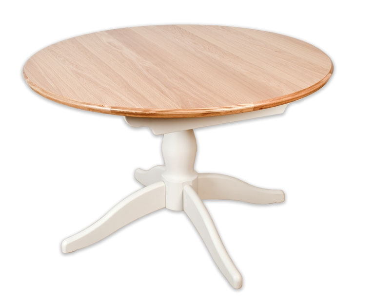 Round Extending Dining Table For 8Tables Elegant